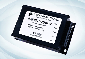 DC/DC converters designed for automotive applications