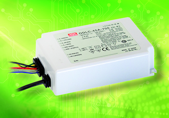 Dimmable LED drivers ensure flicker-free lighting