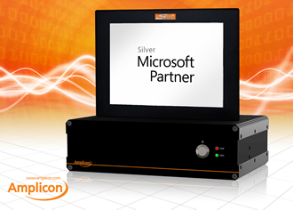 Amplicon achieves 'Microsoft Silver Partner' status