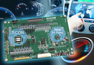 Drive safely with automotive chipsets