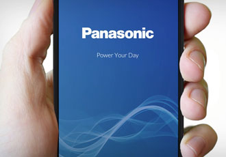 Panasonic app helps you find the right battery