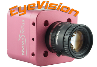 EyeVision software now supports 3D camera
