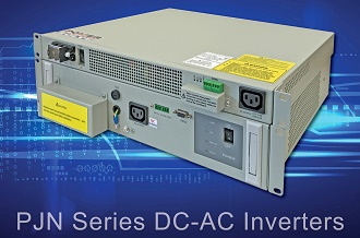 AC/DC inverters provide up to 4500VA