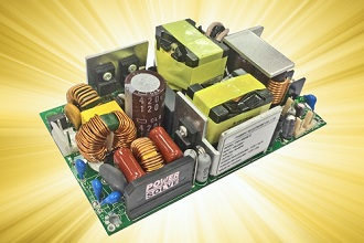 Compact single output 300W power supplies