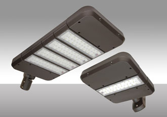 Modular area lighting solution targets specification market