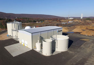 Waste-to-energy project highlights benefits of biogas
