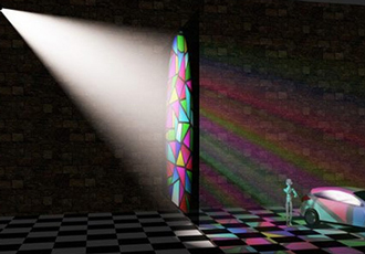 Lighting design software features improved security