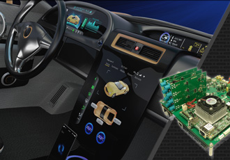 Starter kit accelerates IVI development for connected cars