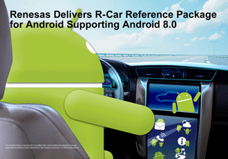 R-Car reference package for Android now available