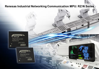 The future lies within industrial solution enhancements for Renesas