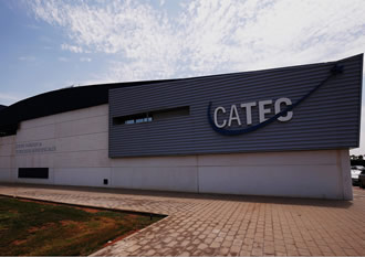 Renishaw's latest additive manufacturing system installed at CATEC