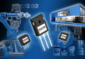 IGBT structure aids switching in industrial and home applicances