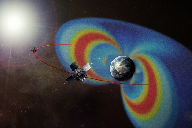How human activity affects space weather around Earth