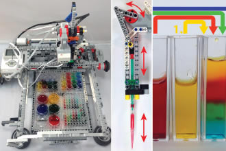 DIY robotics kit helps automate biology experiments