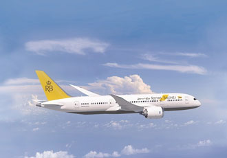 Royal Brunei partner with startup to reduce fuel costs