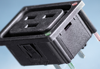 Can these IEC connectors take the heat?