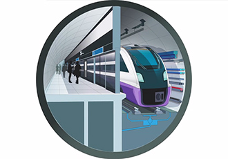 Screen doors are integral to rail project