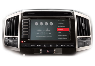 Setting the standard for automotive broadcast reception