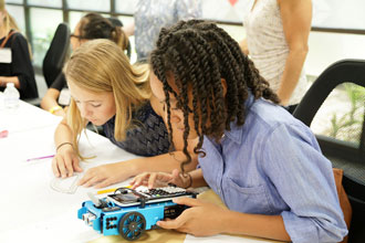 Putting STEM into motion with new robotic car for the classroom