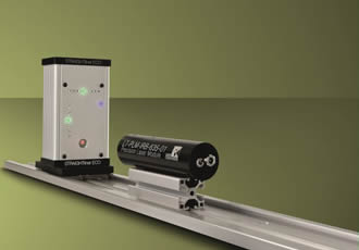Simplified laser alignment system enables accurate measurements