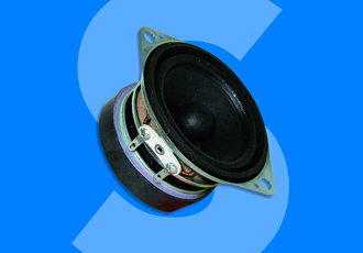 Broadband loudspeaker suits HiFi & 100V PA systems