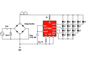 Smart lighting and the makeover of LED driver ICs