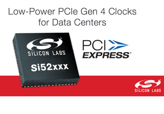 PCI express gen 4 clocks set new performance standard