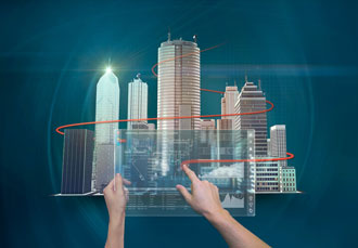 Smart buildings are made possible by these five technologies