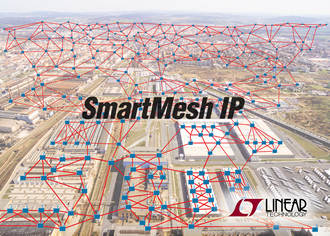 SmartMesh IP wireless networks expand to address industrial IoT