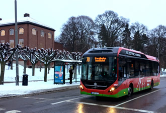 Tool allows cities to plan electric bus routes