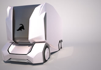 Sustainable self-driving 'pod' aims to change future of transport