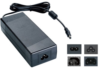 Low cost 120W medical grade desktop adapter