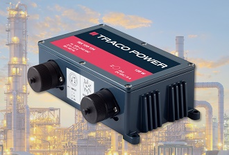Rugged power supplies are rated to IP67 and NEMA 4X