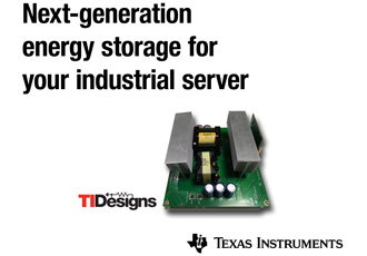 Energy storage made more efficient with 2kW power reference design