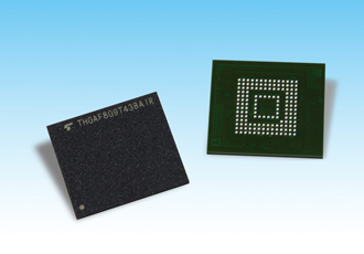 UFS devices make use of 64-layer 3D flash memory