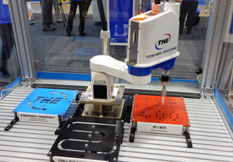 Robot helps manufacturers meet time-to-market pressures