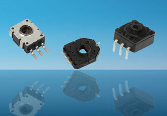 Single turn rotary position sensors offer accuracy and longevity
