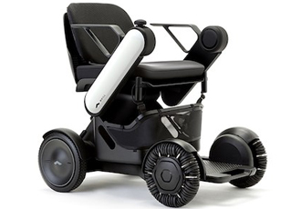 Cellular module embedded in personal mobility wheelchair