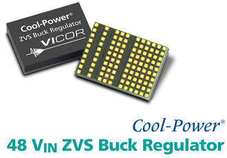 Buck regulator supports high load current applications