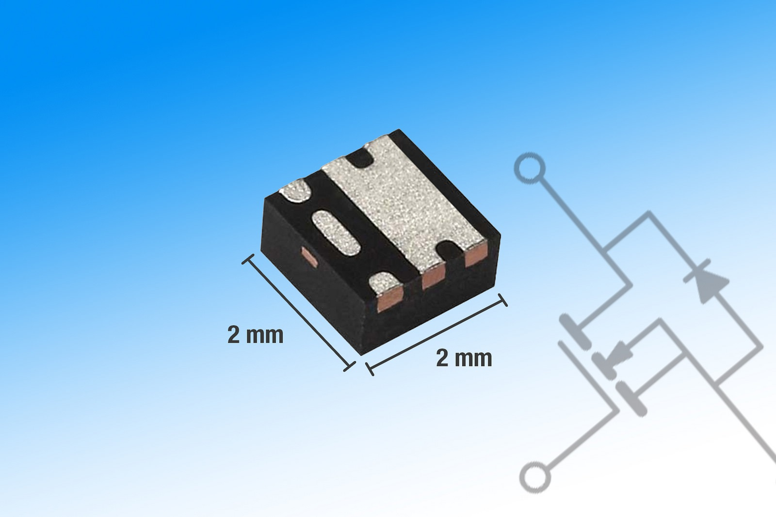 30V MOSFET adds to efficiency of mobile devices