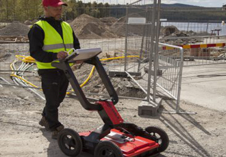 GPR solution maximises the efficiency of utility detection