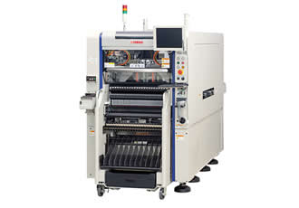 Surface mounter offers 200,000cph placement capability