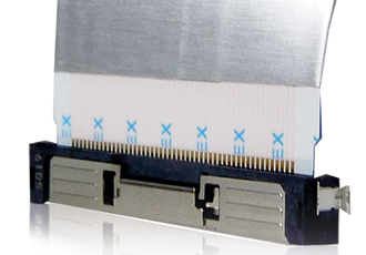High speed connector system offers direct locking feature