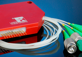 Optical fibre switches allow for easy prototyping