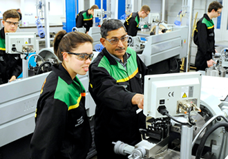 Turning to apprenticeships to tackle talent shortage