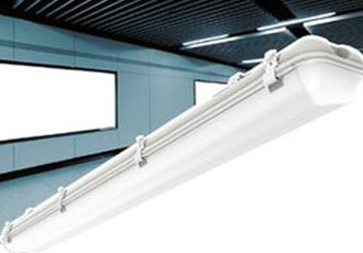Energy efficient luminaire reduces carbon footprint
