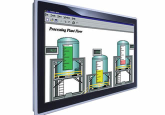 "Industrial grade panel PC has 21.5"" full HD screen"