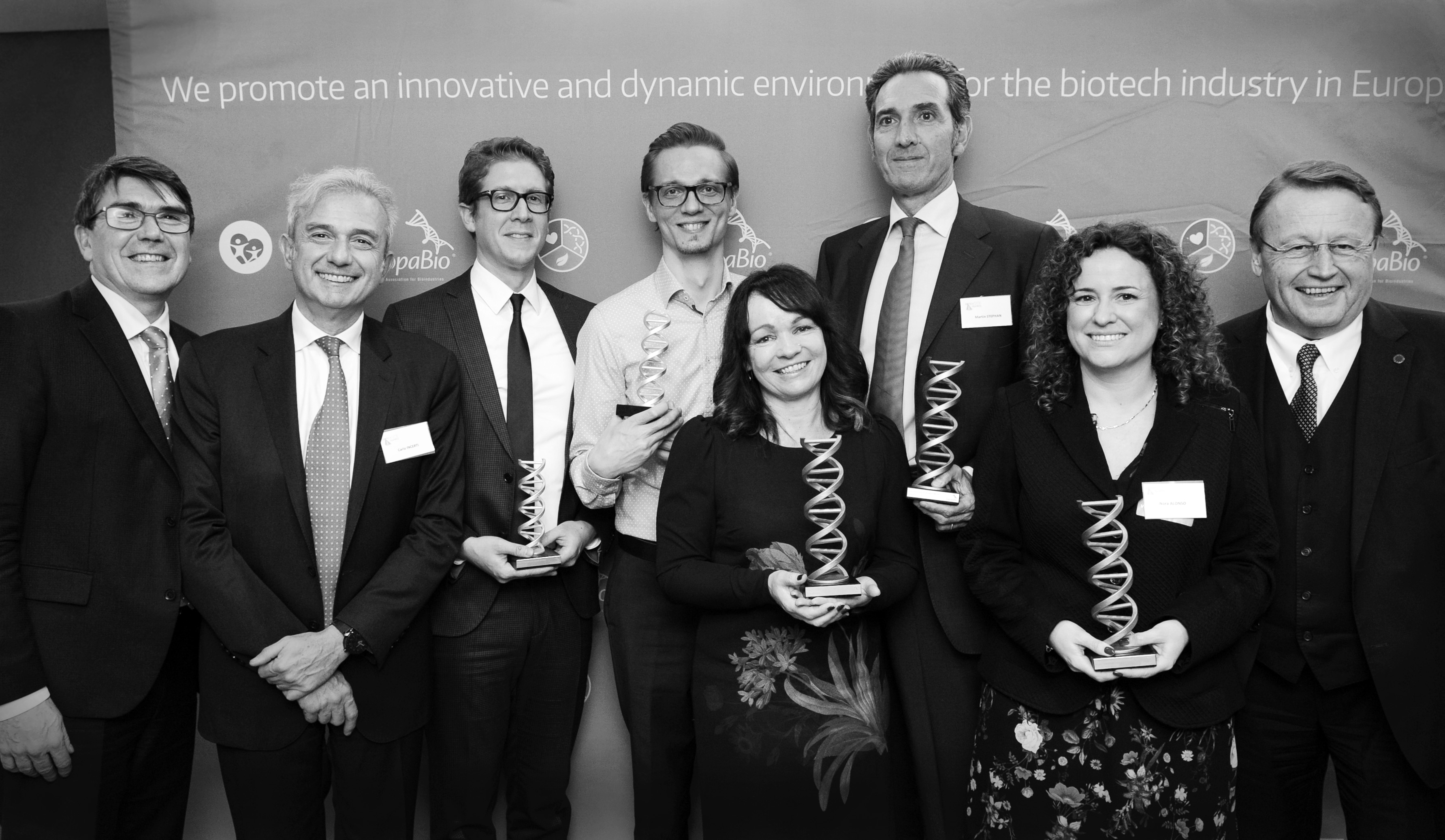 Nightingale awarded as one of the most innovative biotech SMEs in Europe