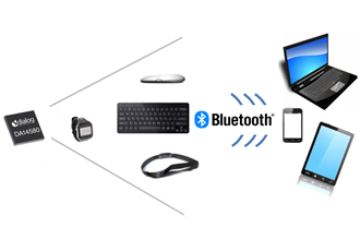 Bluetooth 5 qualified SoC enables intelligent voice control