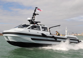 AEUK awarded contract to support the Royal Navy